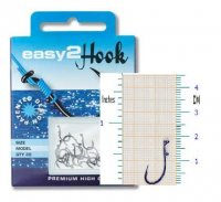 Easy2hook Carp Hook Barbless Size 10