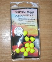 Enterprise Tackle - Fake Sweetcorn - Pop Up Yellow - Unflavoured
