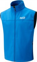 MAP LARGE SOFTSHELL GILET