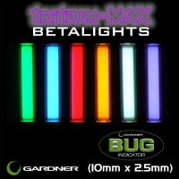 Gardner Atts Betalights Orange *tritium-max* (pair)