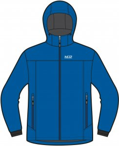 MAP XL SOFTSHELL JACKET