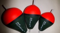Dragon Pike Traditional Split Piker Floats