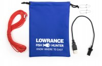 Lowrance Fish Hunter Accessory Pack