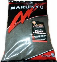 Marukyu Luxus Sweet Fishmeal Black Groundbait