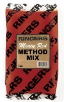 Ringers Meaty Red Method Mix - 1Kg