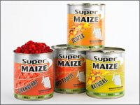 Bait-tech Super Maize - Strawberry