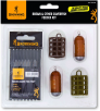 BROWNING BREAM & OTHER SILVERFISH - FEEDER SET (BARBED)