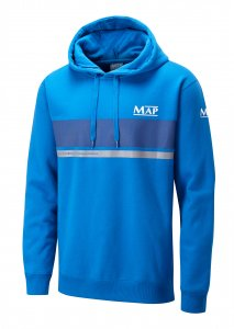 MAP MEDIUM STANDARD HOODY