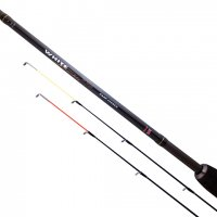Middy White Knuckle CX Carp Feeder Rod 8ft