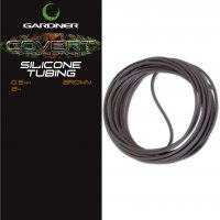 Gardner Covert Silicone Tubing 2m Brown