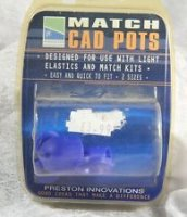 Preston Innovations Match Cad Pots