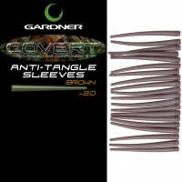 Gardner Covert Anti-tangle Sleeves Brown