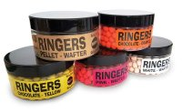 Ringers 4mm Yellow Mini Wafters 50g