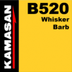 Kamasan B511 Barbed Hooks To Nylon 24 To 14 Oz