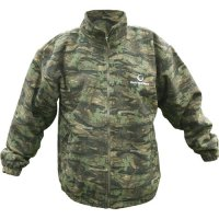 Gardner Camo Fleece Jacket - Extra Large
