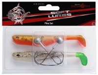 Quantum Specialist Soft Lure Pike Set