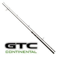 "Gardner GTC ""Continental"" 10ft Carp Fishing Rod"