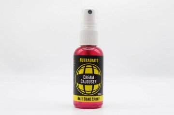 NUTRABAITS CREAM CAJOUSER HIGH ATTRACT BAIT SPRAY 50ML