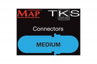 MAP TKS Connector Size 2 Orange