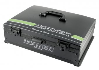 Maver S4 80mm Stacking Module & Lid