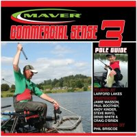 Maver Commercial Sense 3 - Pole Guide Dvd