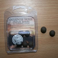 Enterprise Tackle - Fake Boilies - 12mm - Brown