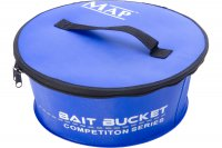MAP Eva Groundbait Bowl with Lid Large