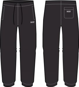 MAP LARGE JOGGERS
