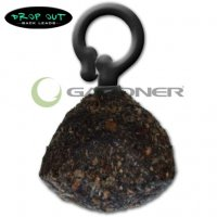 Gardner Drop-out Back Leads 1oz (28g) Gravel