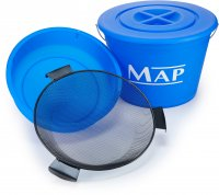 Map Groundbait Bucket Set