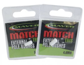 Maver Match This External Pole Bush 4.5mm