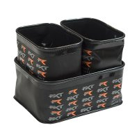 Frenzee FXT Open top EVA bait containers