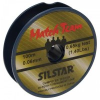Silstar Match Team Monofilament Line
