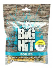 Crafty Catcher Big Hit Boilies Fresh Pineapple 10mm 250g