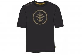 WYCHWOOD ICON T-SHIRT BLACK XXL
