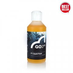 Spotted Fin GO2 F1 Liquid Food 250ml