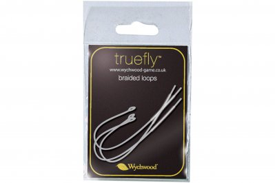 Wychwood Truefly Braided Loops - Sinking