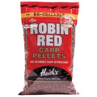 Dynamite Baits Robin Red 8 mm Drilled Pellets