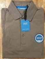 MAP POLO SHIRT LARGE