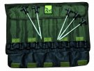 Rod Hutchinson 8 inch Bivvy Pegs - 20 Pcs pack