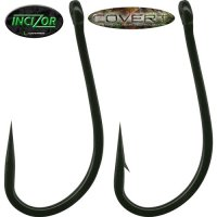 Gardner Covert Incizor Hooks Barbed Size 10