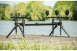 Leeda Rogue 3 in 1 Rod Pod + Carrycase