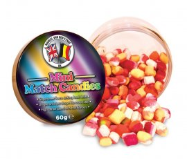 VAN DEN EYNDE UK HOOK PELLETS - Mini Candies (8mm & 10mm)