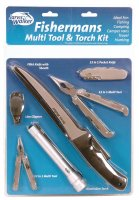 Jarvis Walker Multi Tool And Torch Kit