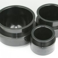 Frenzee Big Daddy Pots, x 3 pots