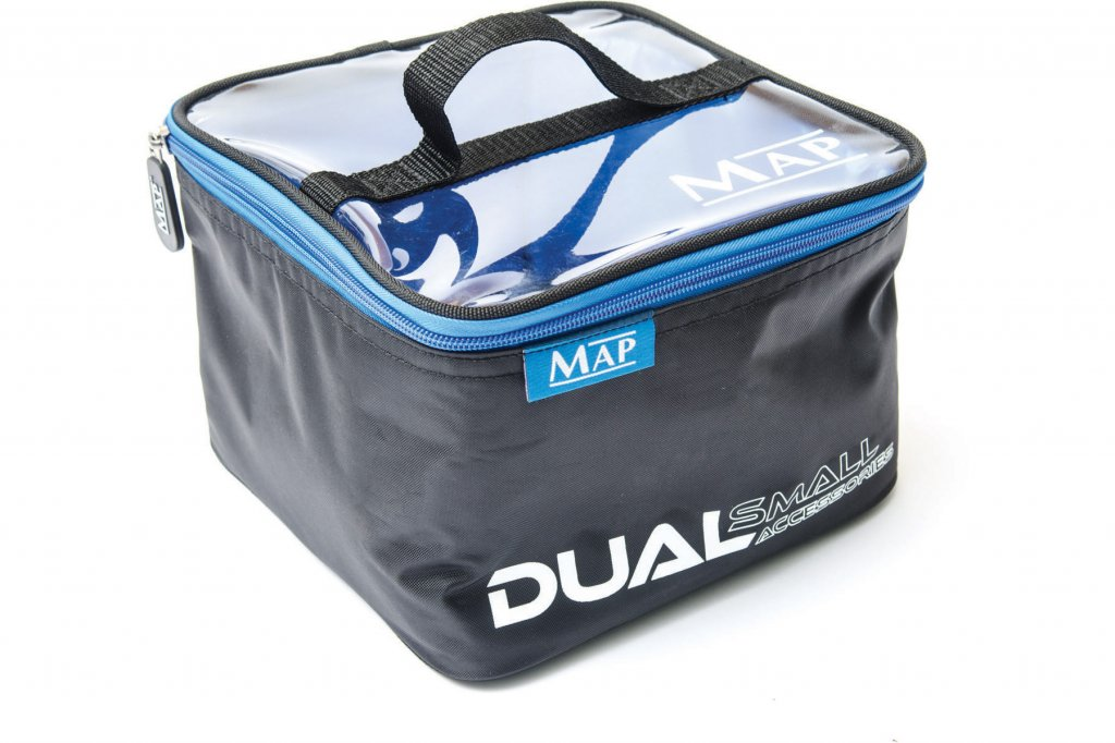 MAP Dual Accessory Bag Large Other Accessory Luggage MAP Fishing