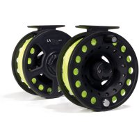Leeda RTF Fly Reel 7/8 with WF7F Fly Line