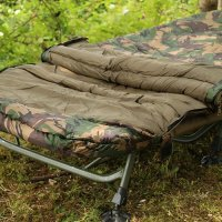 Gardner DPM Camo 'Crash Bag' Sleeping Bag