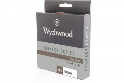 Wychwood Low Zone Sinking line, sink rate five inches per second