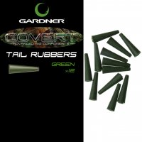 Gardner Covert Tail Rubbers Green